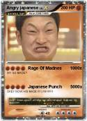 Angry japanese