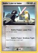 Battle: Luke vs