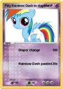Filly Rainbow