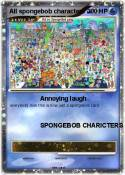 All spongebob