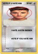 VOTE IF U HATE