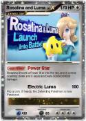 Rosalina and