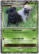 Pokémon Death Pugs - Soul feast - My Pokemon Card