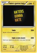 haters gunna