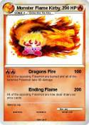Monster Flame