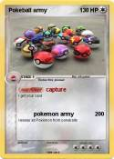 Pokeball army