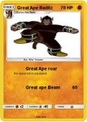 Great Ape