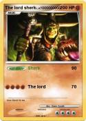 The lord sherk