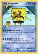 Dirty Spongebob