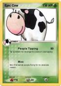 Epic Cow