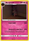 My sylveon
