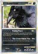 Funny Crow