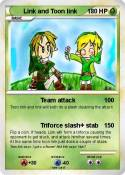 Link and Toon