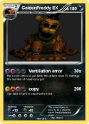 GoldenFreddy EX