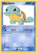 Mega Squirtle