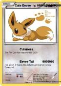 Cute Eevee hp