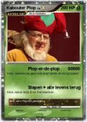 Pok mon kabouter plop plop er de plop 90000 my pokemon card - Outs allee tuin ...