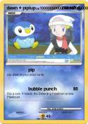 dawn + piplup