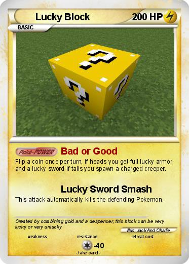 Pokemon Lucky Block