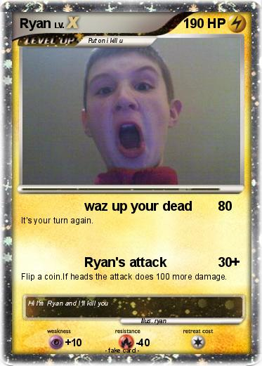 Pokemon Ryan
