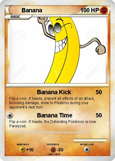 Pokemon Banana