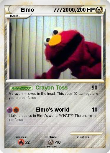 Pokemon Elmo             7772000,