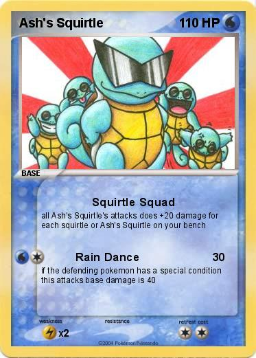 Pokemon Ash's Squirtle