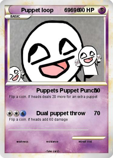 Pokemon Puppet loop       69696