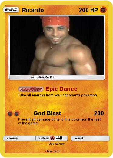 Pokemon Ricardo