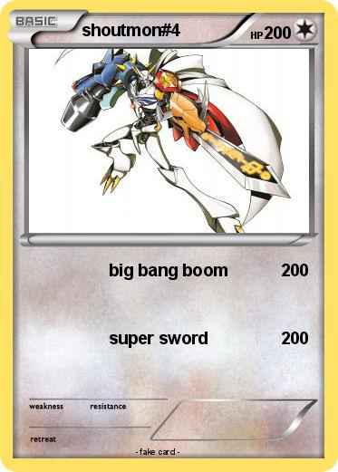 Pokemon shoutmon#4