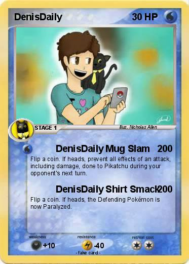 Pokemon DenisDaily