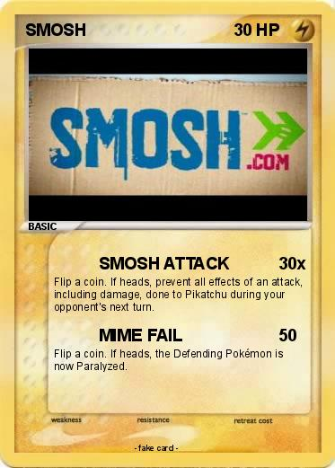 Pokemon SMOSH