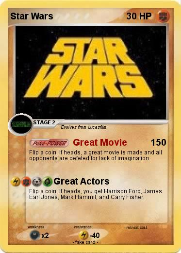 Pokemon Star Wars