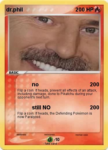 Pokemon dr.phil