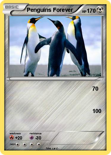 Pokemon Penguins Forever