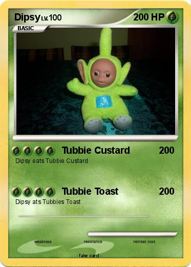Pokemon Dipsy