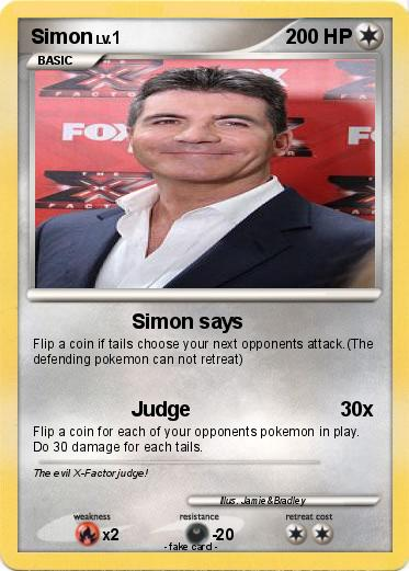 Pokemon Simon