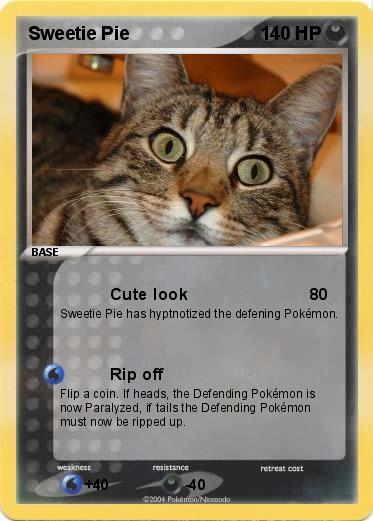 Pokemon Sweetie Pie