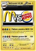McDonald VS BK