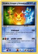 froakie,chespin