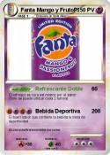 Fanta Mango y