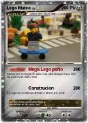 Lego Mateo