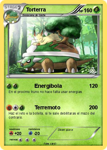 Pokemon Torterra