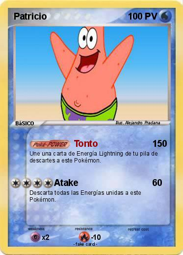 Pokemon Patricio
