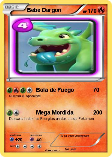 Pokemon Bebe Dargon
