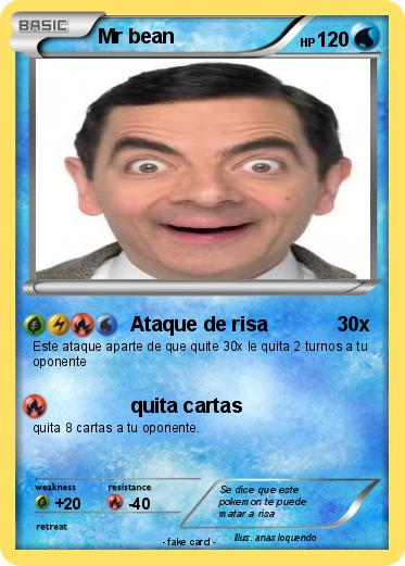 Pokemon Mr bean