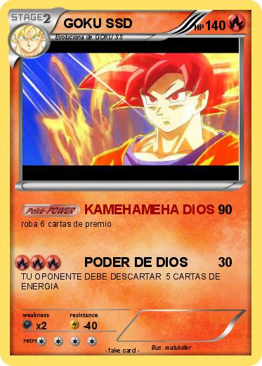 Pokemon GOKU SSD