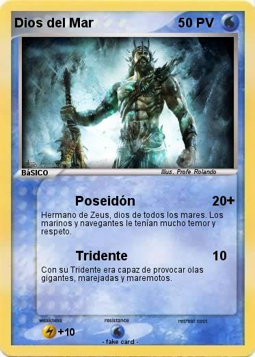Pokemon Dios del Mar
