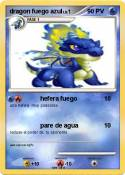 dragon fuego
