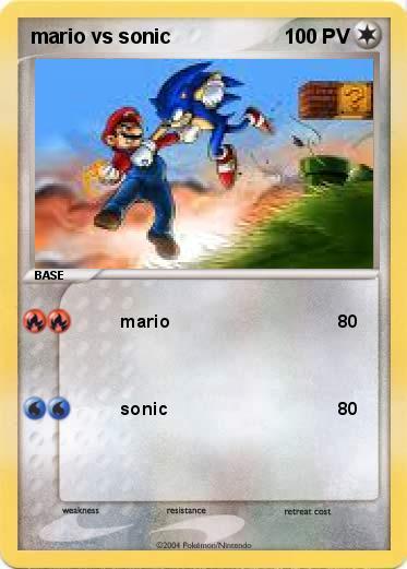 Pokemon Mario Vs Sonic 2